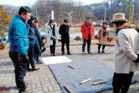 Chungju Municipal Chapter of Chungcheongbuk-do - Event for traditional games with North Korean defectors