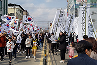 Gyeongnam Provincial Assembly Holds Geochang Peace Festival to Commemorate the 100th Year of the March 1 Independence Movement